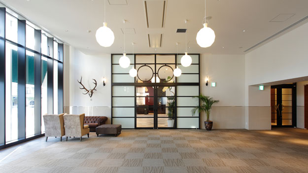 Foyer ホワイエ