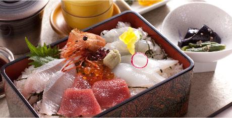 〜贅沢〜海鮮丼